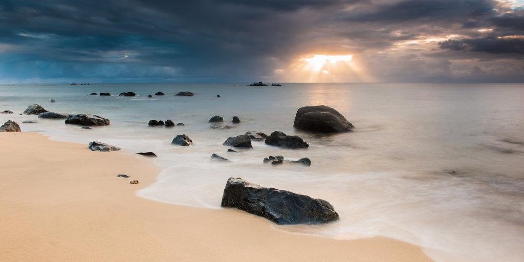 Beach at Masoala Peninsula